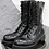 Thumbnail: CANADIAN FORCES GARRISION BOOTS SIZE 7 E