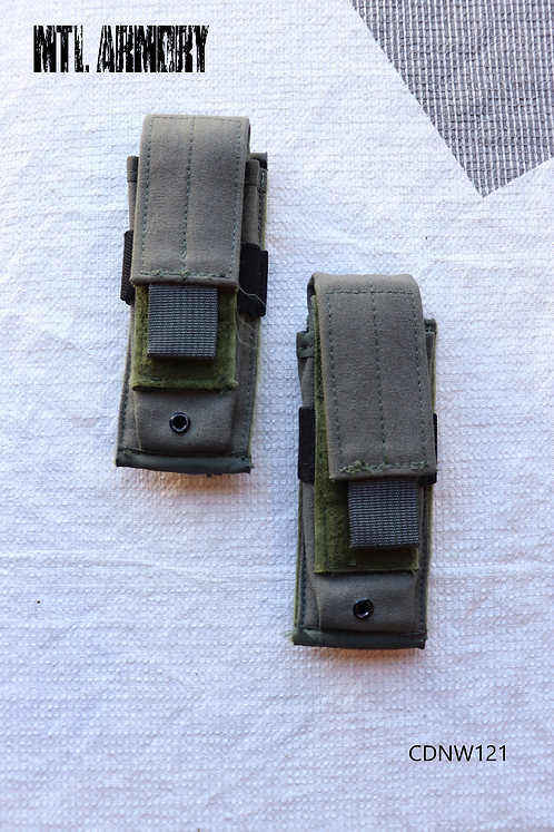 CANADIAN FORCES HELICOTER RESCUE VEST MAG POUCHES