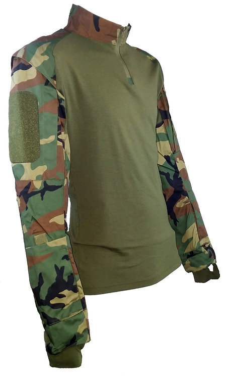 WOODLAND TACTICAL SWEATER