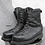 Thumbnail: CANADIAN FORCES BLACK STEEL TOE BOOTS SIZE ( 280 / 106  )