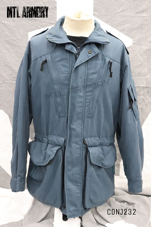 RCAF BLUE GORE-TEX JACKET SIZE 7040