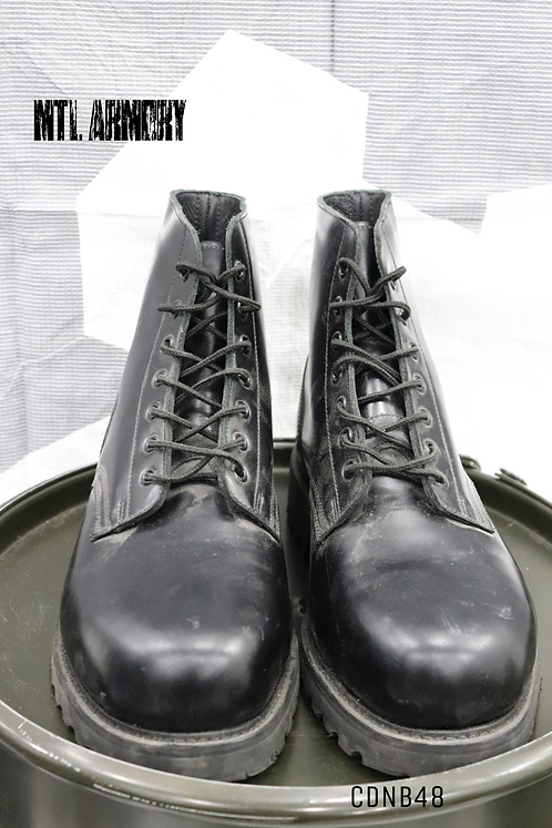 CANADIAN FORCES ANKLE\ PARADE BOOTS SIZE 280/114 (10)