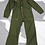 Thumbnail: NEW CANADIAN CVC OD COVERALLS SIZE 7137