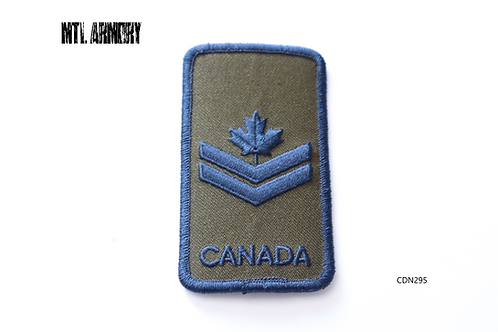 ROYAL CANADIAN AIR FORCE MASTER CORPORAL PATCH RCAF