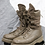 Thumbnail: CANADIAN FORCES BROWN COMBAT BOOTS SIZE ( 235 / 88 )