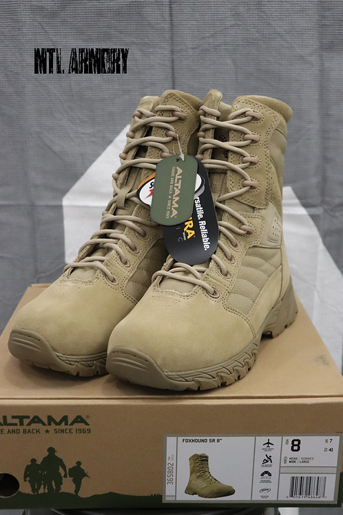 New Altama Foxhound SR 8 Men's Tactical Boots 365802