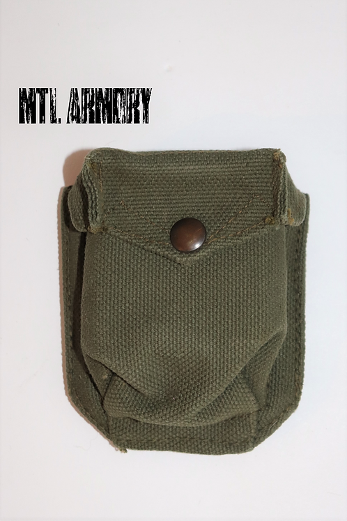 CANADIAN ARMY 51 PATTERN COMPASS CARRIER POUCH