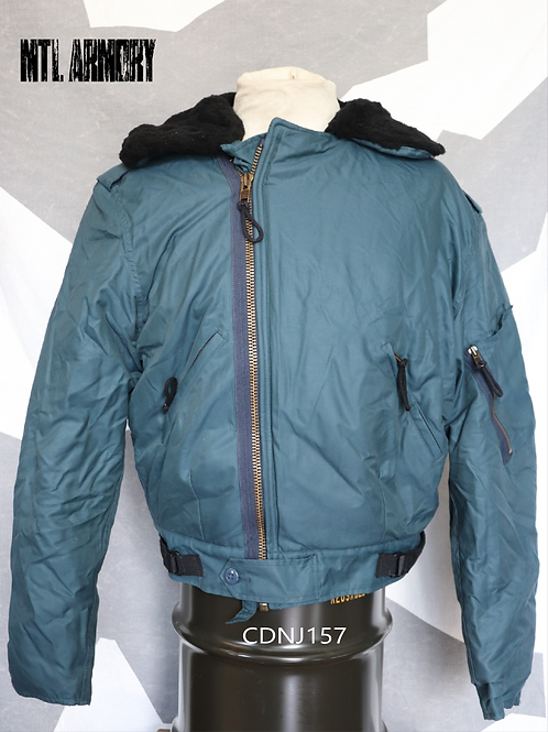 RCAF ISSUED BLUE PILOTS JACKET SIZE 7340