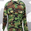 Thumbnail: KOREAN MILITARY COMBAT SHIRT ROK ARMY SIZE XLARGE (110 KOREAN)
