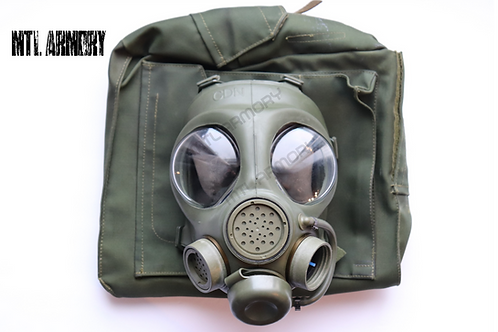 CANADIAN FORCES AIRBOSS NEW C4 GAS MASK