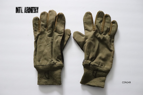 CANADIAN FORCES GLOVES SIZE MEDIUM