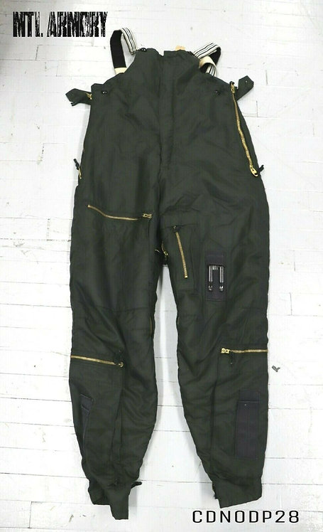 RCAF ISSUED COLD WEATHER FLYERS PANTS SIZE 7040