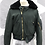 Thumbnail: RCAF DARK GREEN FLYER'S JACKET SIZE 7040