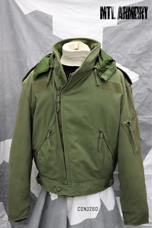 RCAF COLD WEATHER OD FLYER'S JACKET SIZE 7344