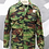 Thumbnail: KOREAN MILITARY JACKET ROK ARMY SIZE LARGE (105 KOREAN)