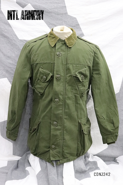 CANADIAN  OD 3 SEASON JACKET  SIZE 7142 WITH LINER