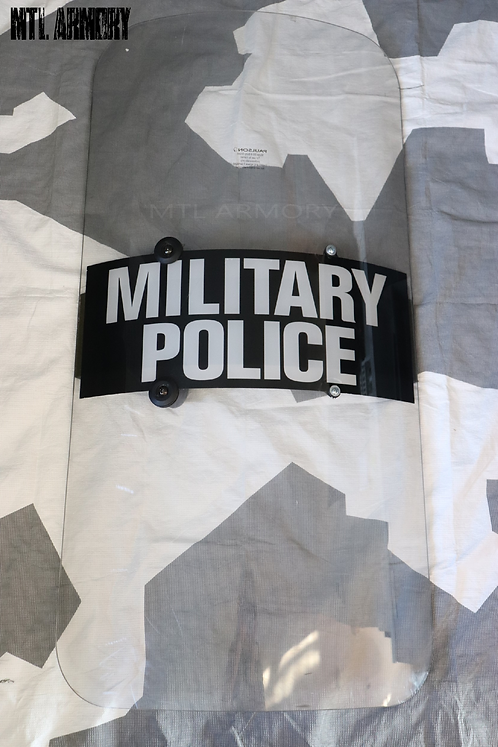 USA ISSUED MILITARY POLICE SHIELD
