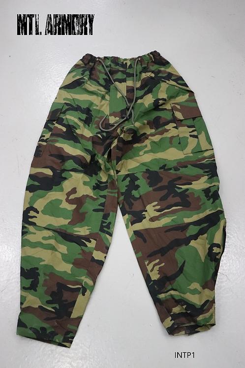 KOREAN MILITARY GORE-TEX PANTS  ROK ARMY SIZE SMALL
