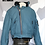 Thumbnail: RCAF ISSUED BLUE PILOTS JACKET SIZE 7044