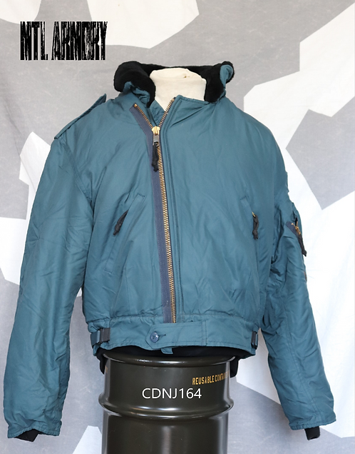 RCAF ISSUED BLUE PILOTS JACKET SIZE 7044