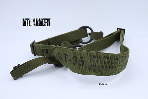 US ARMY CANVAS TS-35 CARRYING SLING