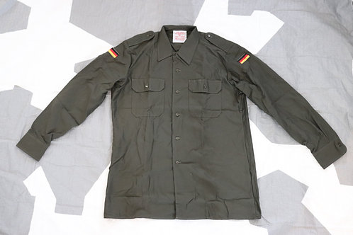 NEW GERMAN MILITARY SHIRTS