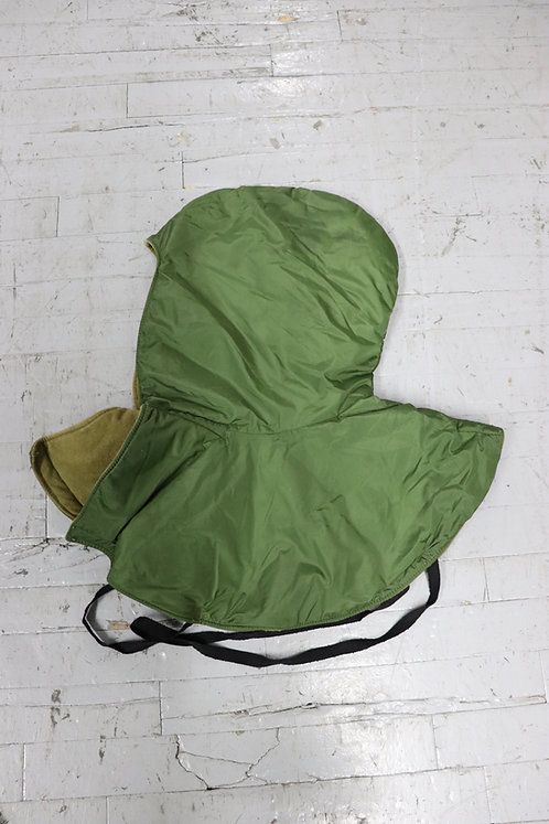 CANADIAN FORCES ISSUED SLEEPING BAG HOOD