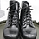 Thumbnail: CANADIAN FORCES ANKLE\ PARADE BOOTS SIZE 240/90 (6)