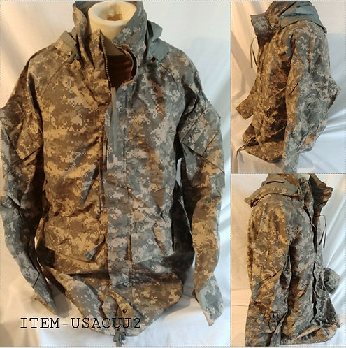 US ARMY ISSUED ACU GORE-TEX JACKET SIZE LARGE-LONG