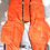 Thumbnail: CANADIAN ISSUED ORANGE PARARESCUE SIZE MEDIUM