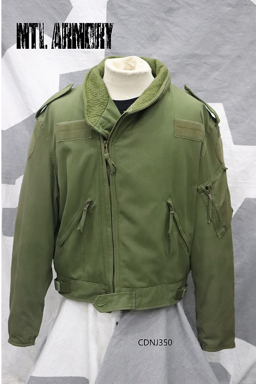RCAF OD COLD WEATHER FLYERS JACKET SIZE 7344