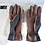 Thumbnail: ROYAL CANADIAN AIR FORCE COLD WEATHER FLYER'S GLOVES SIZE SMALL RCAF