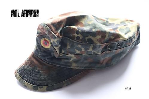 GERMAN FLECTAR FIELD CAP SIZE 59