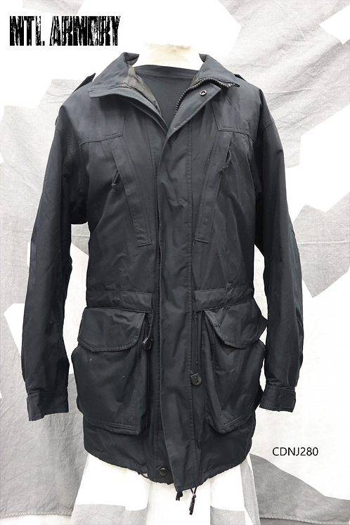 RCN CWW GORE-TEX BLACK JACKET SIZE 7644