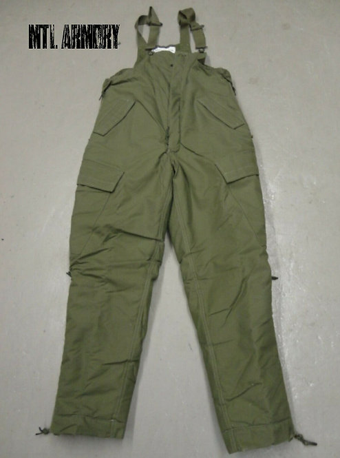 CANADIAN ISSUED AFV COLD WEATHER PANTS SIZE SMALL-LONG