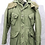 Thumbnail: CANADIAN FORCES OD PARKA WITH LINER SIZE MEDIUM-SHORT