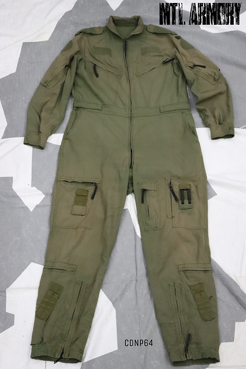 RCAF OD FLYERS COVERALLS SIZE 7346