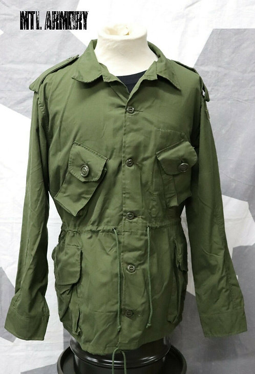 CANADIAN FORCES NEW OD COMBAT SHIRT