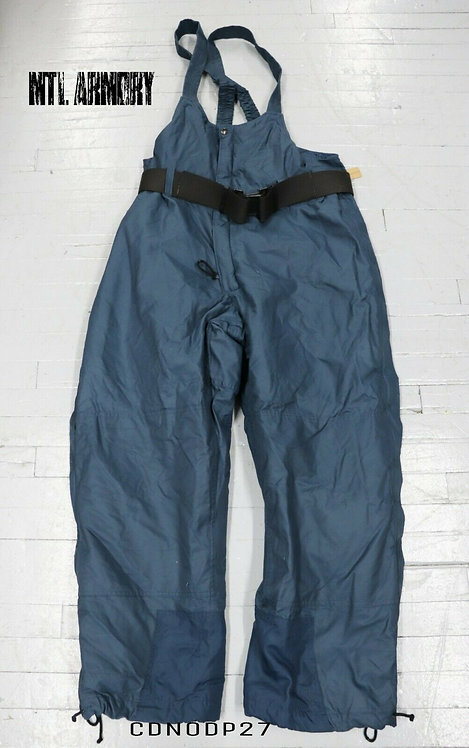 RCAF ISSUED COLD WEATHER COVERLLS SIZE 7338