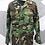 Thumbnail: KOREAN MILITARY JACKET ROK ARMY SIZE MEDIUM (100 KOREAN)