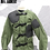 Thumbnail: CANADIAN FORCES ISSUED OD SHOOTER JACKET SIZE 44