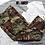 Thumbnail: US  WOODLAND COMBAT PANTS SIZE LARGE-SHORT