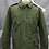 Thumbnail: CANADIAN OD 3 SEASON JACKET SIZE  7146 WITH LINER