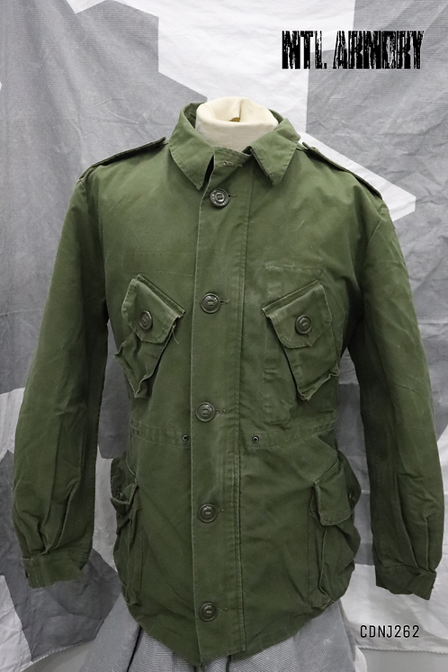 CANADIAN OD 3 SEASON JACKET SIZE  7146 WITH LINER