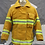 Thumbnail: CANADIAN DEPARTMENT OF NATIONAL DEFENCE FIRE FIGHTER JACKET SIZE 7044