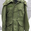 Thumbnail: CANADIAN ISSUED OD GORE-TEX EXTREME COLD WEATHER PARKA  SIZE 7040