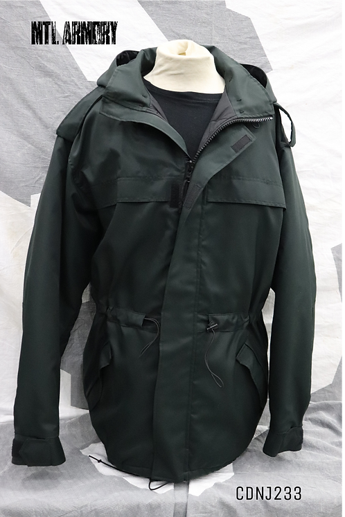 CANADIAN DARK GREEN LOGISTIK JACKET SIZE 7648