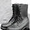 Thumbnail: CANADIAN FORCES BLACK MK III COMBAT BOOTS SIZE 7E