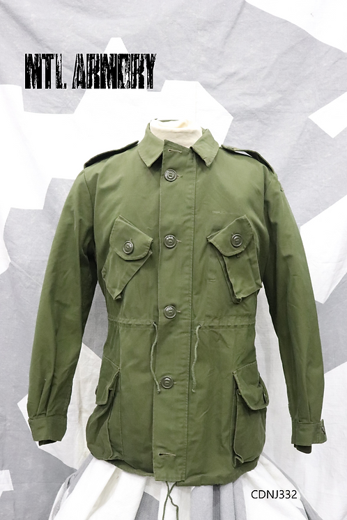 CANADIAN FORCES OD 3 SEASON JACKET WITH LINER SIZE 7042