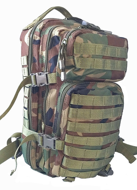 WOODLAND ASSAULT PACK